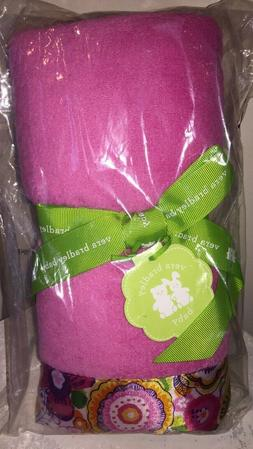 1 - Plush Baby Blanket - CLEMENTINE - 100% Authentic - Vera