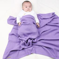 100*80CMCotton Crochet <font><b>Baby</b></font> <font><b>Bla
