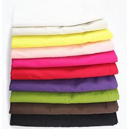 Semouna's -%100 Cotton Twill Body Pillow Protector w/ Zipper