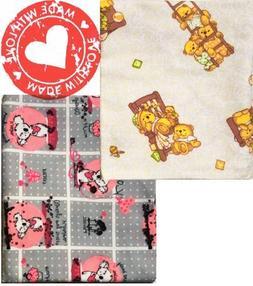 Receiving Blankets Organic Flannel Cotton Large Soft Swaddli