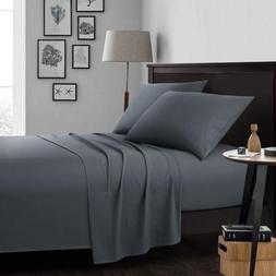 100% Egyptian Cotton Deep Pocket Ultimate 4 Piece Bed Sheet