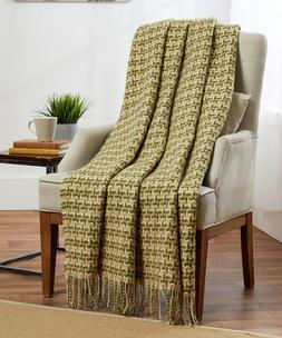 100 percent pure new sheep wool throw