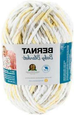 Spinrite 16110404328 Baby Blanket Big Ball Yarn-Chicks and B