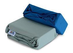 Rench Babies 2 Microfiber Crib Sheets – Premium Quality Ba