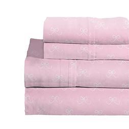 Lullaby Bedding 200-YBrina Ballerina Toddler Cotton Sheet Se