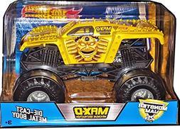 2017 Hot Wheels Monster Jam: Maximum Destruction 1:24 Scale