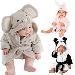 2019 Winter Warm <font><b>Baby</b></font> Hooded Sleepwear C