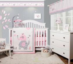 Elephant Nursery Bedding