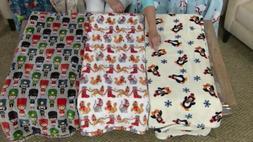 """Berkshire Blanket 60""""x80 Oversized Velvet Soft Holiday Throw"""