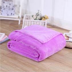 70*100cm Flannel Comfortable Household <font><b>Blanket</b><
