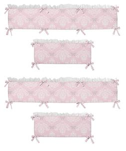 Alexa Collection Crib Bumper by Sweet Jojo Designs