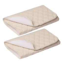 American Baby Company Waterproof Quilted Flat Multi-Use Pad