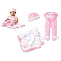 "American Girl Bitty Baby Tiny Toile Set for 15"" Dolls"