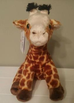 Aurora World Destination Nation Giraffe Plush, 12""