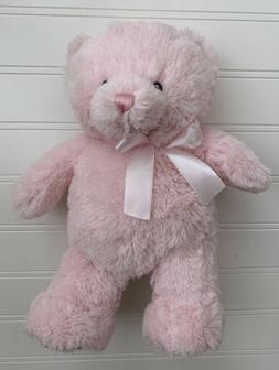 Baby GUND My First Teddy Bear Stuffed Animal Plush, Pink, 10