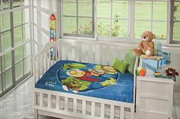Baby Mink Ultra Soft Plush Jumbo Fleece Blanket Outer Space