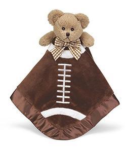 Bearington Baby Touchdown Snuggler, Football Plush Stuffed A