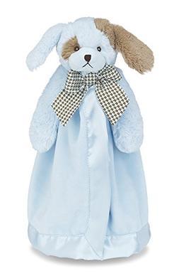 Bearington Baby Waggles Snuggler, Plush Puppy Dog Security B
