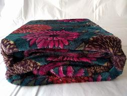 "Berkshire Blanket SoftLuxury Oversized Throw 50"" x 70"" - Fal"