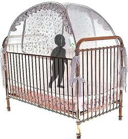 Best Baby Crib Safety Net Tent - Tried and Tested - Safe and