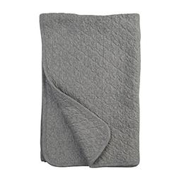 Burt's Bees Baby - Quilted Stroller Blanket, 100% Organic Co