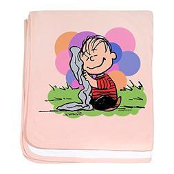 CafePress - Happy Linus - Baby Blanket, Super Soft Newborn S