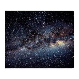 CafePress - Optical Image Of The Milky Way In Th - Soft Flee