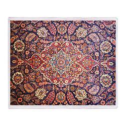 CafePress - Persian Carpet 1 - Soft Fleece Throw Blanket, 50