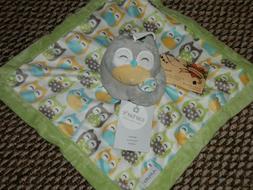 Carter's Security Blanket, Grey Owl