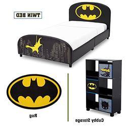 Delta Children - Batman Twin Furniture Set, 3-Piece by DC Co