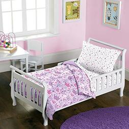 Dream Factory 2d74210jmu 4 Piece Stars Crowns Bedding