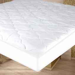 Fabugears Waterproof Quilted Mattress Pad | Mattress Cover P