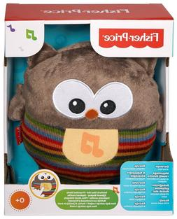 Fisher-Price Soothe & Glow Owl, Brown