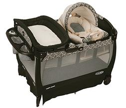 Graco Pack 'n Play Playard with Cuddle Cove Rocking Seat, Ri