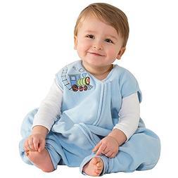 HALO Early Walker SleepSack Micro Fleece Wearable Blanket, B