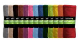Imperial Home 50 x 60 Soft Warm Fleece Blanket – Throw Bla