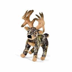 Legendary Whitetails Mossy Oak Camo Wild Deer Plush Camo One
