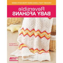 Leisure Arts - Reversible Baby Blankets 115197