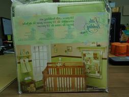 Little Bedding by NoJo Dreamland Teddy Uni 10 Piece Crib Bed
