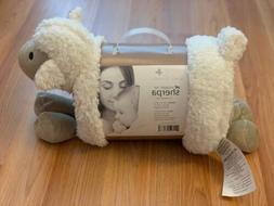 Little Miracles Baby Blanket & Plush Elephant Snuggle Me She