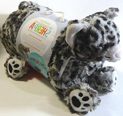 Little Miracles Baby Blanket & Plush Spotted Leopard Cat Snu