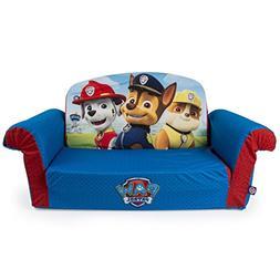 Marshmallow Furniture Paw Patrol 2-in-1 Flip Open Sofa, Conv