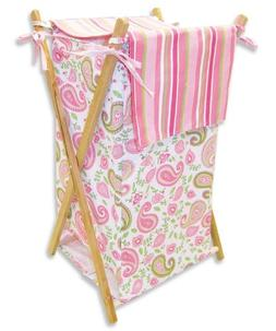 Paisley Park Hamper Set with Frame