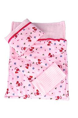 Pink Baby Doll Bedding Modern Hotel Style Crib Comforter