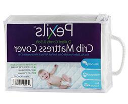 Pexils Baby Pack N Play Portable Crib Mattress Pad Protector