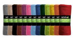 Premium 50 x 60 Soft Warm Cozy Fleece Throw Blanket - Dog Pe