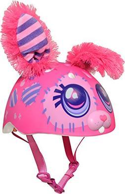 Raskullz Patchwork Bunny Helmet, Pink, Ages 5+