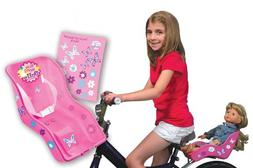 Ride Along Dolly Doll Bicycle Seat Bike With Decorate Y