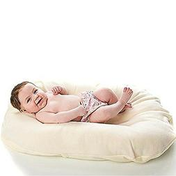 Snuggle Me Wool   Patented Sensory Lounger for Baby   organi