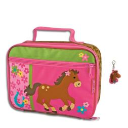 Stephen Joseph Horse Lunch Box with Horse Zipper Pull - Kids